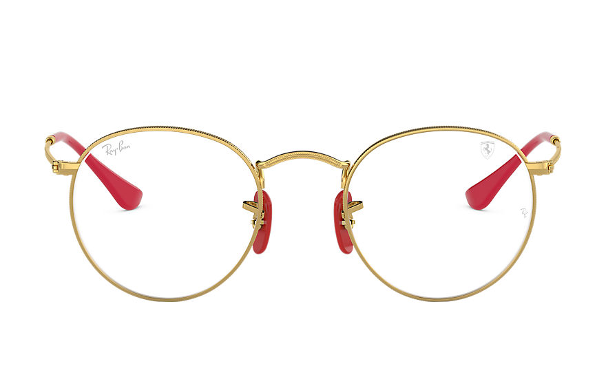 Ray-Ban  eyeglasses RX3447VM UNISEX 002 rb3447vm scuderia ferrari collection gold 8056597045766