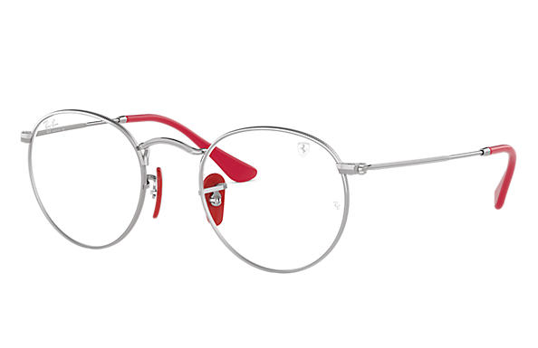 Ray-Ban 0RX3447VM-RB3447VM SCUDERIA FERRARI COLLECTION Silver OPTICAL