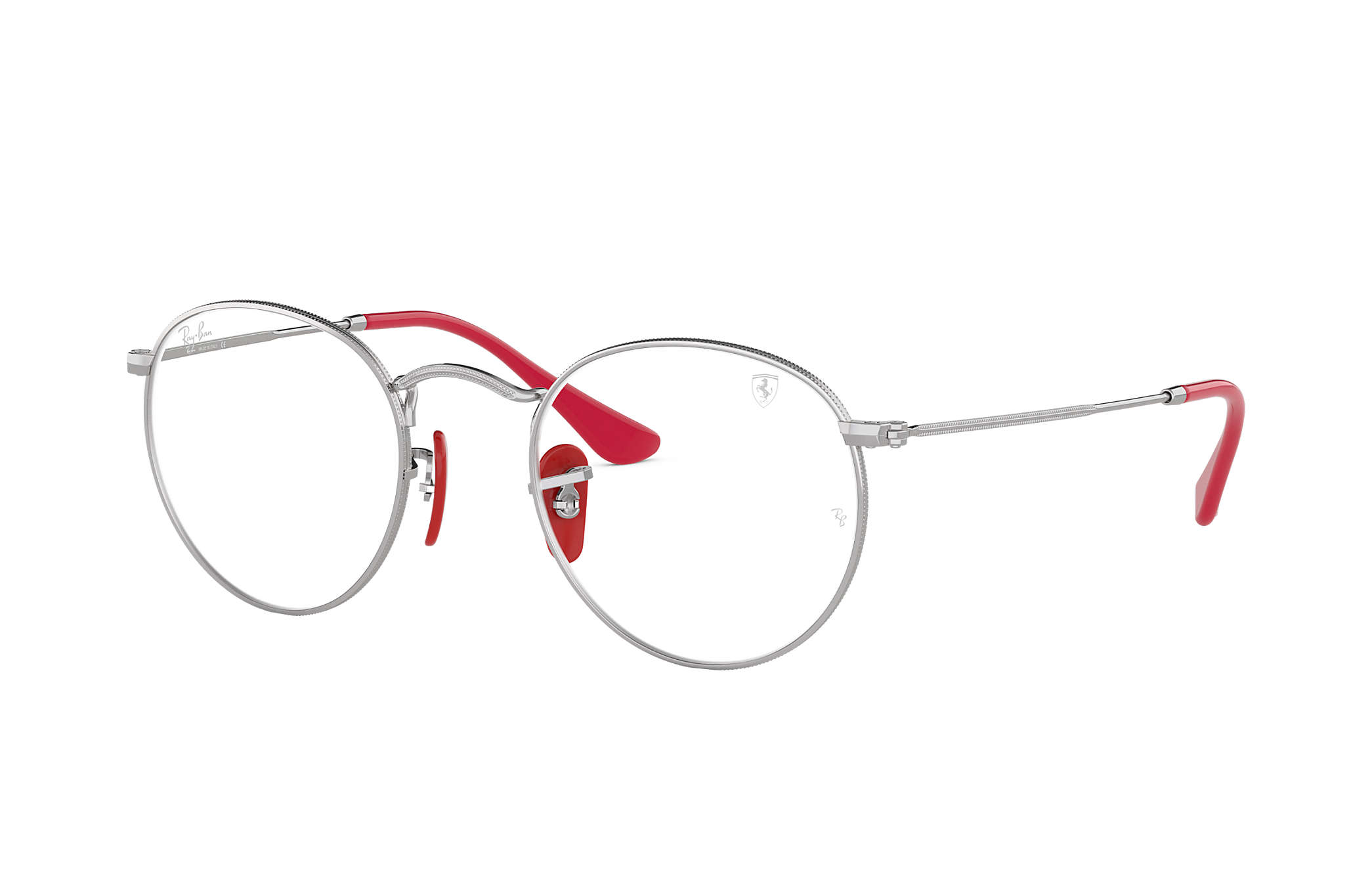 Ray Ban Eyeglasses Rb3447vm Silver Metal 0rx3447vmf03150 Ray Ban Denmark