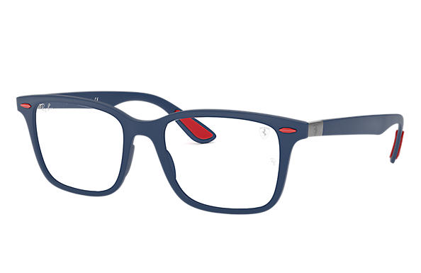 Ray-Ban Eyeglasses RB7144M SCUDERIA FERRARI COLLECTION Dark Blue