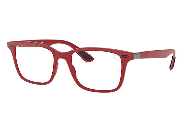 Ray-Ban 0RX7144M-RB7144M SCUDERIA FERRARI COLLECTION Rot OPTICAL
