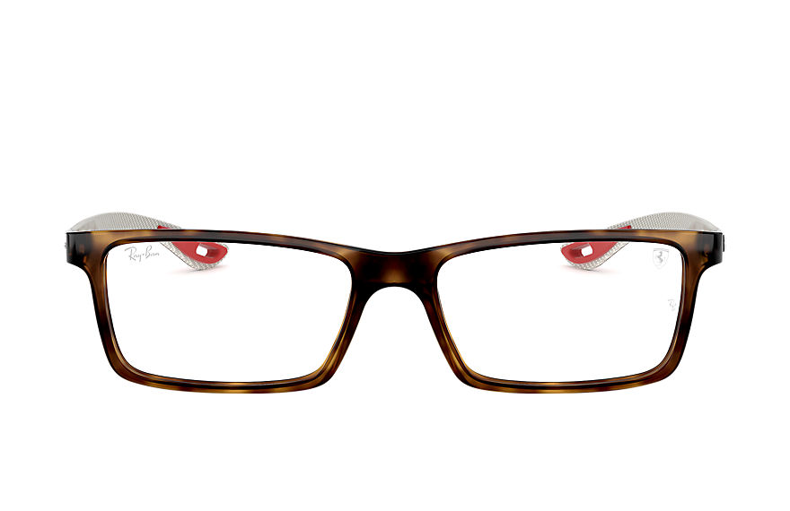 Ray-Ban  eyeglasses RX8901M MALE 002 rb8901m scuderia ferrari collection tortoise 8056597045919