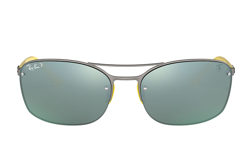 Ray-Ban  gafas de sol RB3617M MALE 005 rb3617m scuderia ferrari collection gunmetal 8056597046039