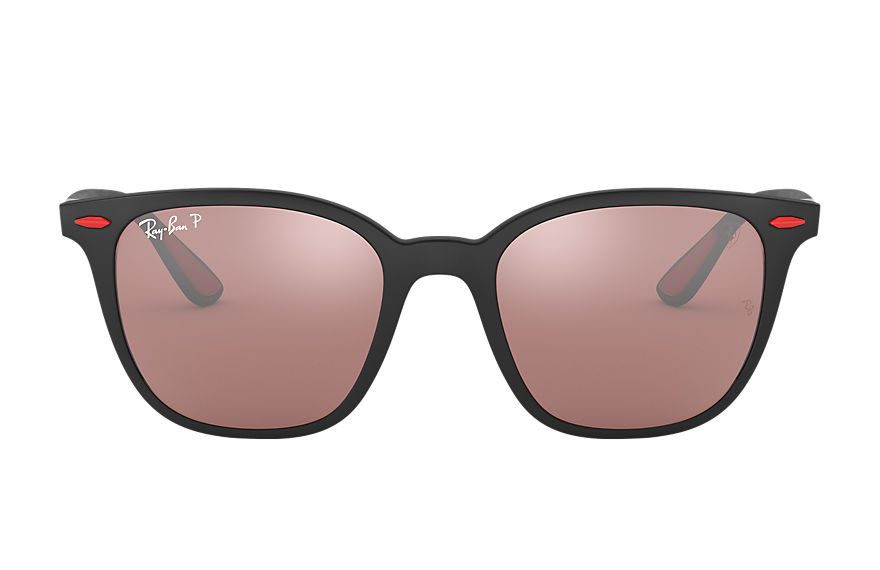Ray-Ban  sonnenbrillen RB4297M MALE 002 rb4297m scuderia ferrari collection schwarz 8056597046176