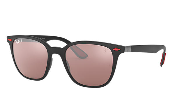 Ray-Ban 0RB4297M-RB4297M SCUDERIA FERRARI COLLECTION Black SUN