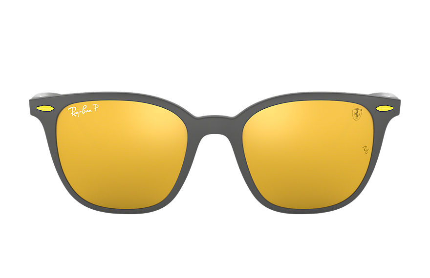 Ray-Ban  sonnenbrillen RB4297M MALE 005 rb4297m scuderia ferrari collection grau 8056597046206