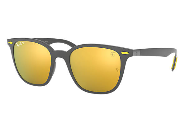 Ray-Ban 0RB4297M-RB4297M SCUDERIA FERRARI COLLECTION 灰色 SUN