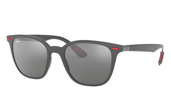 Ray-Ban 0RB4297M-RB4297M SCUDERIA FERRARI COLLECTION Gris SUN