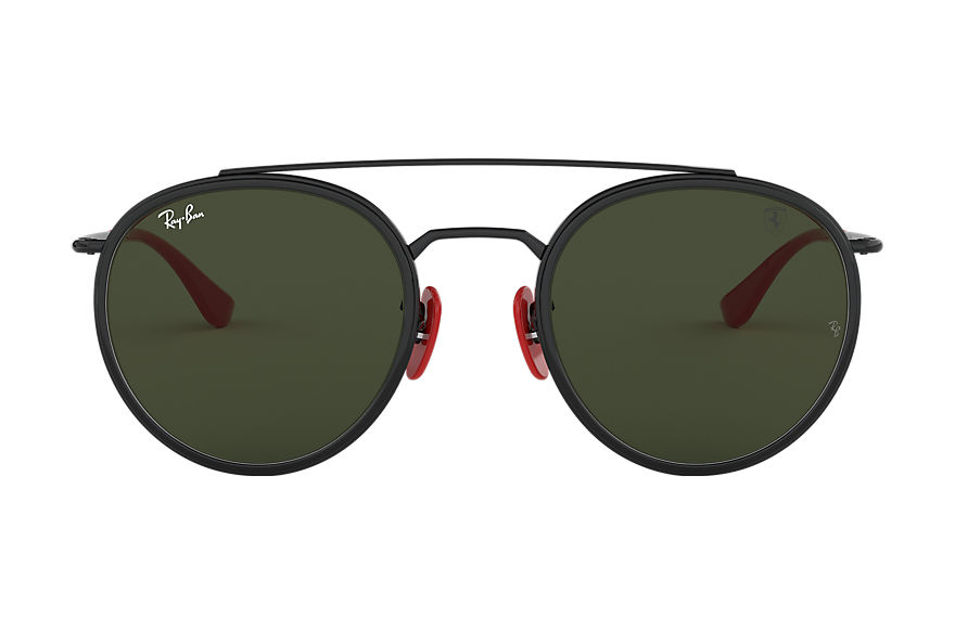 Ray-Ban  sonnenbrillen RB3647M MALE 003 rb3647m scuderia ferrari collection schwarz 8056597046329