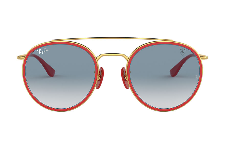 Ray-Ban  sonnenbrillen RB3647M MALE 004 rb3647m scuderia ferrari collection gold 8056597046336