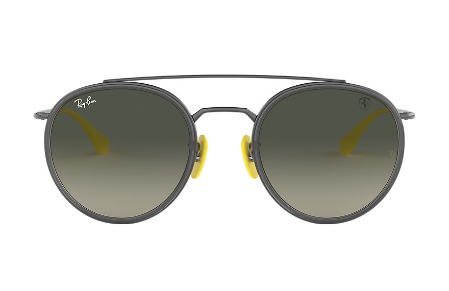 Ray-Ban  sonnenbrillen RB3647M MALE 001 rb3647m scuderia ferrari collection gunmetal 8056597046350