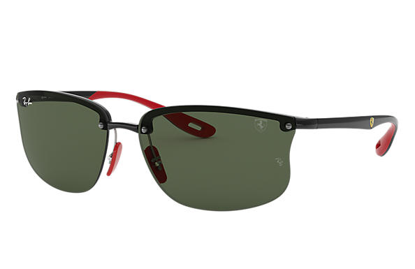 Ray-Ban 0RB4322M-RB4322M SCUDERIA FERRARI COLLECTION Black SUN