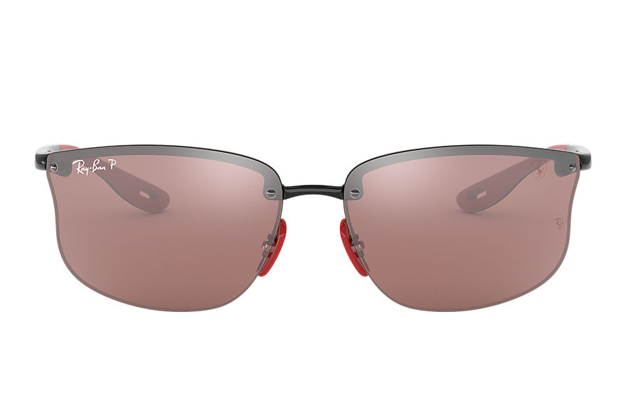 Ray-Ban  gafas de sol RB4322M MALE 002 rb4322m scuderia ferrari collection negro 8056597046473