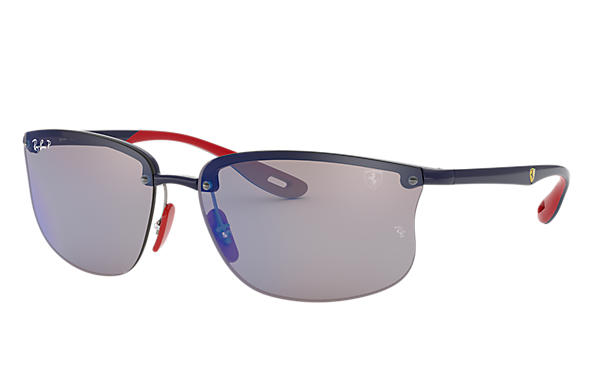 Ray-Ban 0RB4322M-RB4322M SCUDERIA FERRARI COLLECTION Blu SUN