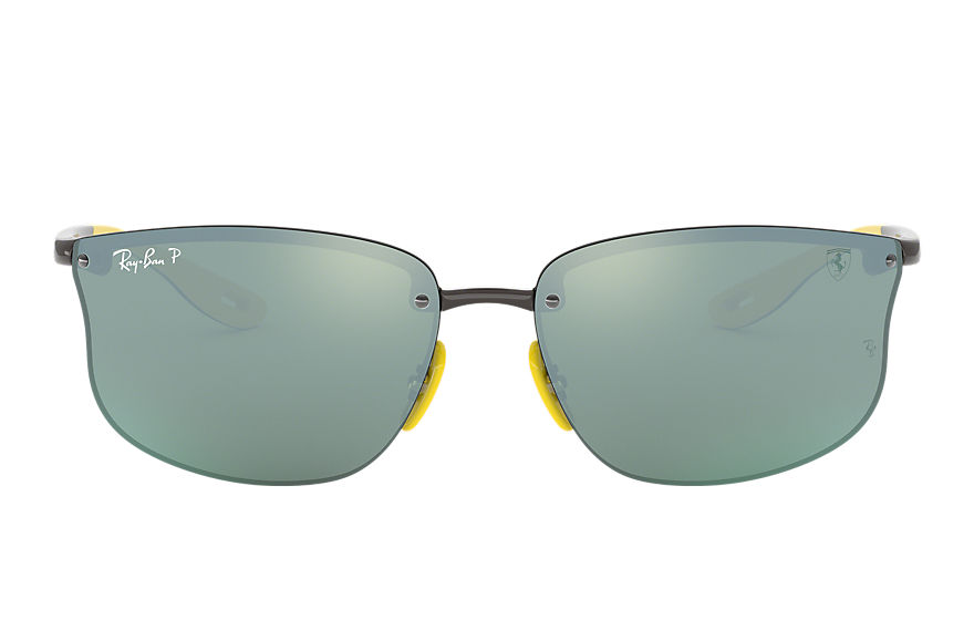Ray-Ban  gafas de sol RB4322M MALE 004 rb4322m scuderia ferrari collection gris 8056597046503