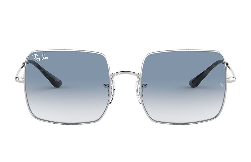 Ray-Ban  sunglasses RB1971 MALE 002 square 1971 classic silver 8056597053990
