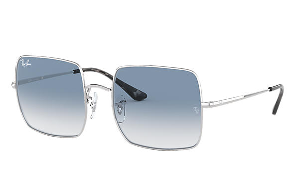 Ray-Ban 0RB1971-SQUARE 1971 CLASSIC Silver SUN
