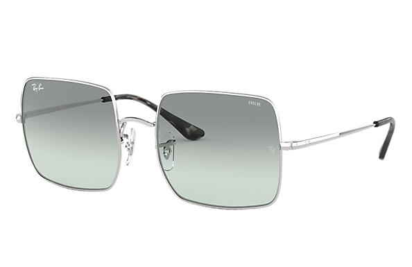 Ray-Ban 0RB1971-SQUARE EVOLVE Silber SUN
