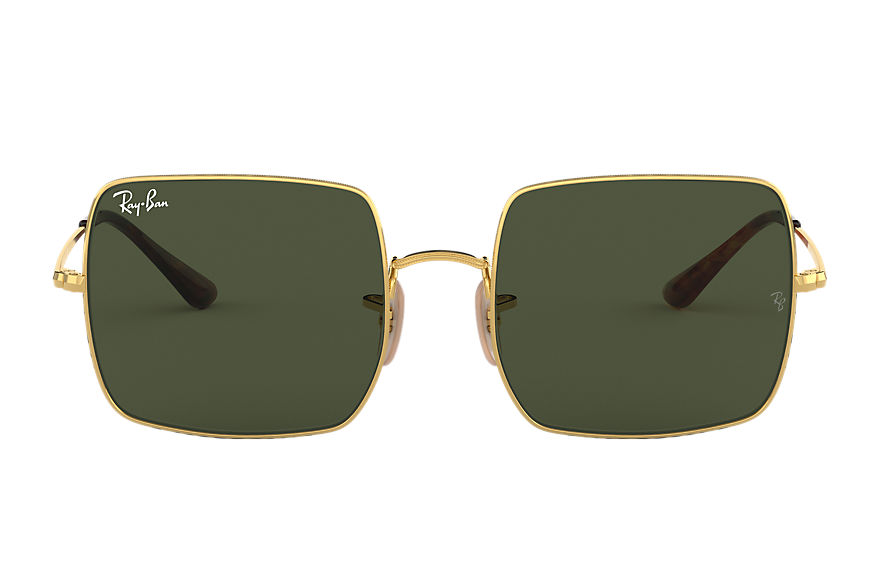Ray-Ban  sunglasses RB1971 UNISEX 003 square 1971 classic gold 8056597054041