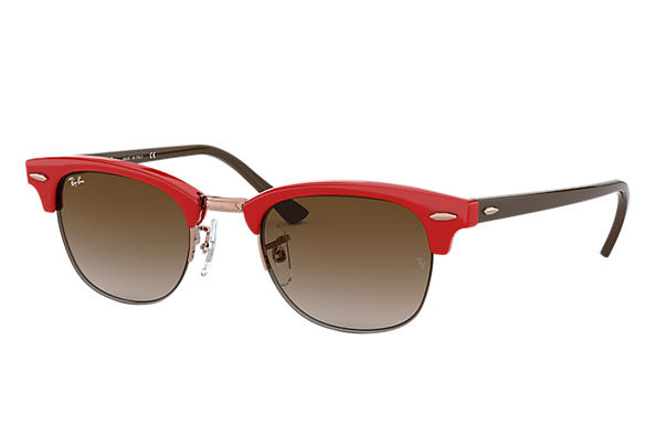 Ray-Ban 0RB4354-RB4354 Rosso; Marrone SUN