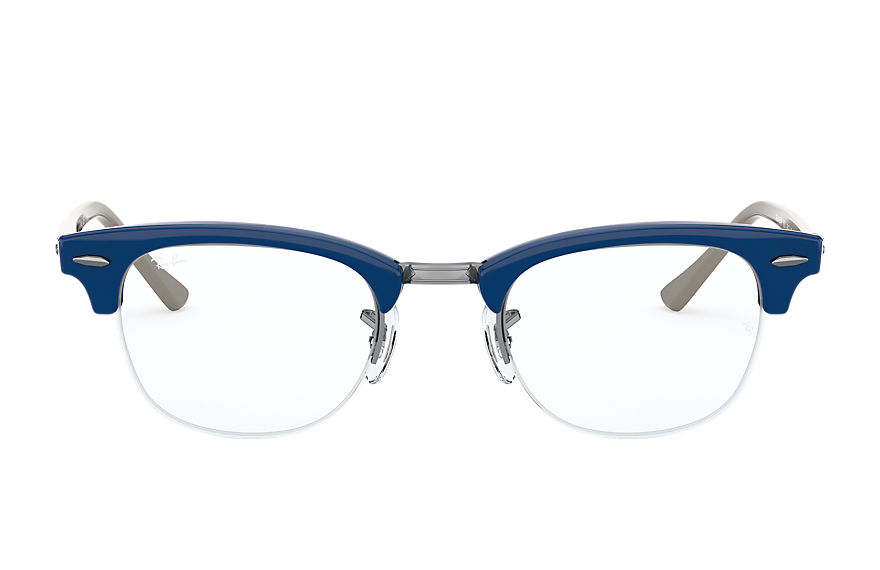 Ray-Ban  occhiali da vista RX4354V MALE 001 clubmaster gaze blue 8056597054942