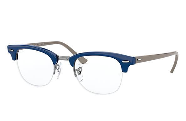 Ray-Ban 0RX4354V-CLUBMASTER GAZE Azul; Cinzento OPTICAL