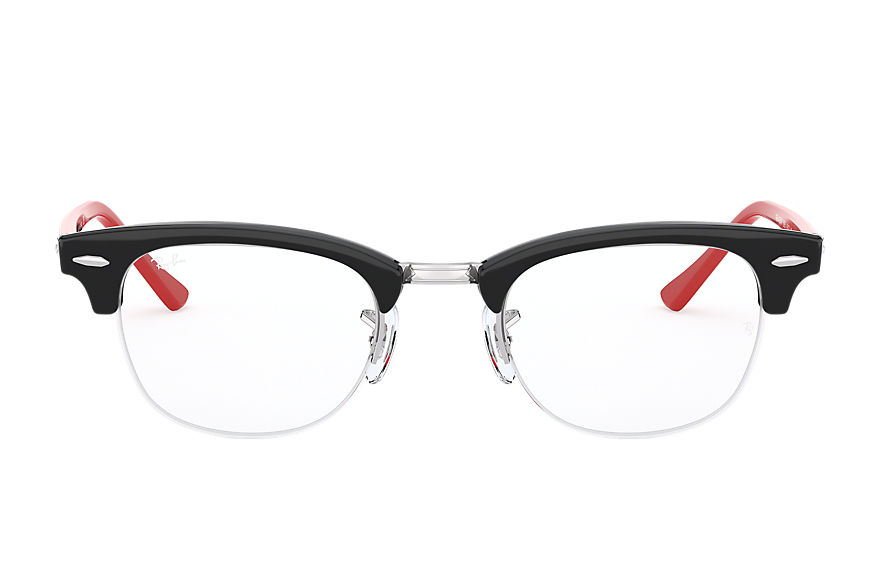 Ray-Ban  occhiali da vista RX4354V MALE 006 clubmaster gaze black 8056597054966
