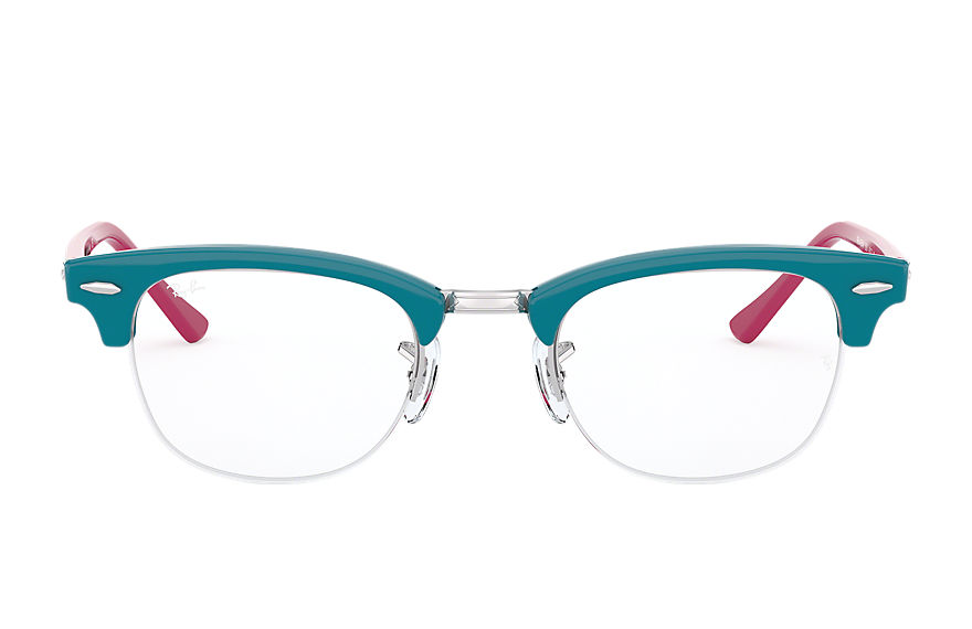 Ray-Ban  lunettes de vue RX4354V MALE 003 clubmaster gaze light blue 8056597054980