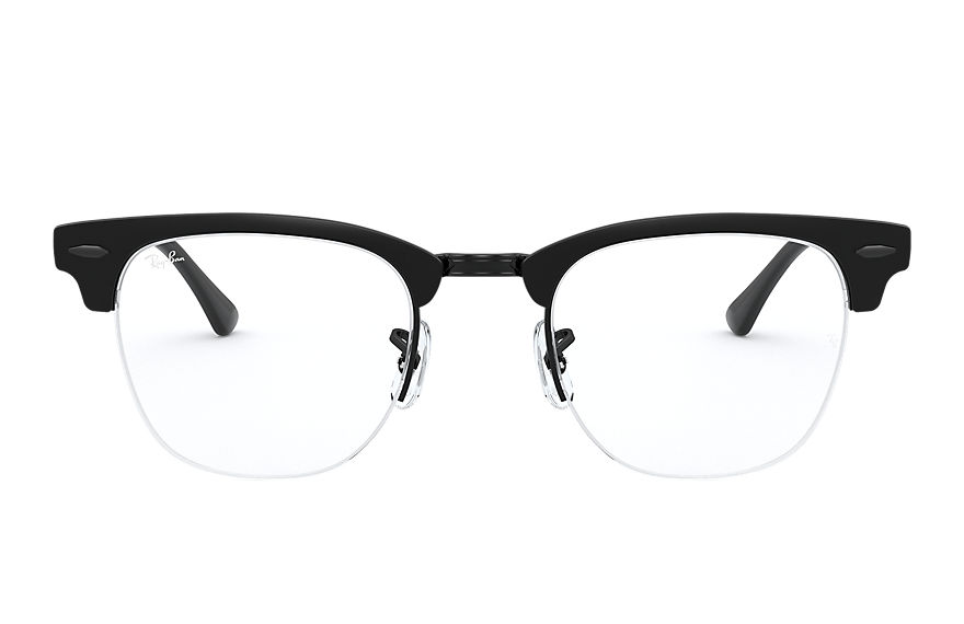 Ray-Ban  eyeglasses RX3716VM UNISEX 002 clubmaster metal optics black 8056597061421