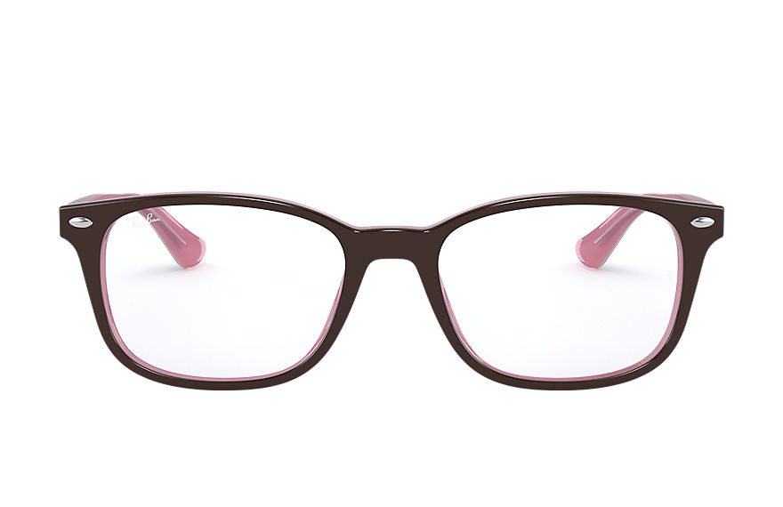 Ray-Ban  eyeglasses RX5375 UNISEX 002 rb5375 brown 8056597061964
