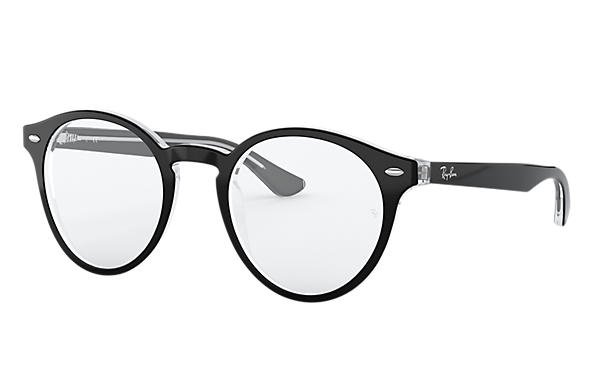 Ray-Ban 0RX5376-RB5376 Black,Transparent OPTICAL