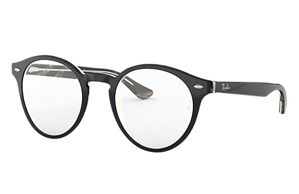 Ray-Ban 0RX5376-RB5376 Negro,Marrón claro OPTICAL
