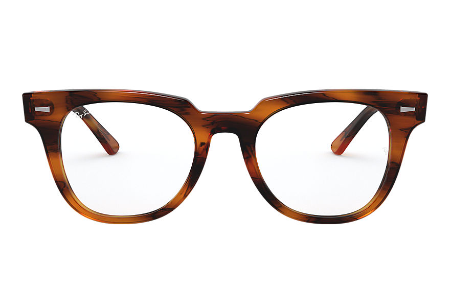 Ray-Ban  eyeglasses RX5377 UNISEX 004 meteor optics striped havana 8056597062145