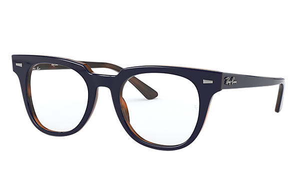 Ray-Ban 0RX5377-METEOR OPTICS Blue,Tortoise OPTICAL