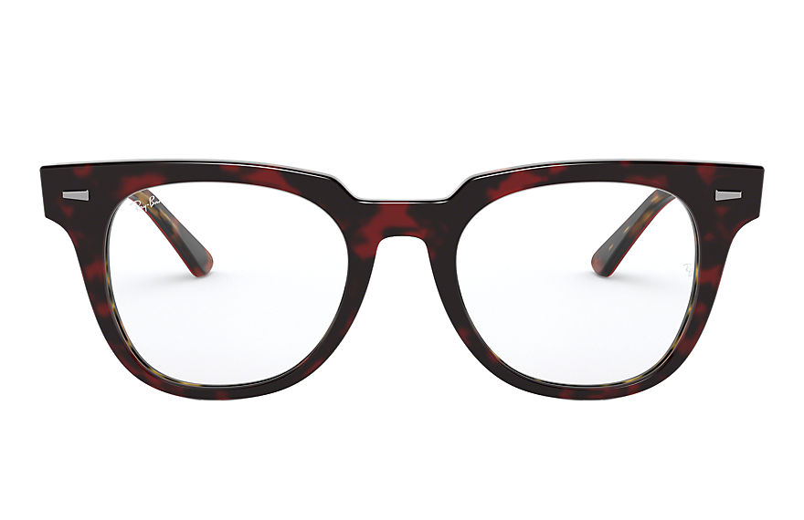 Ray-Ban  eyeglasses RX5377 UNISEX 001 meteor optics red havana 8056597062251