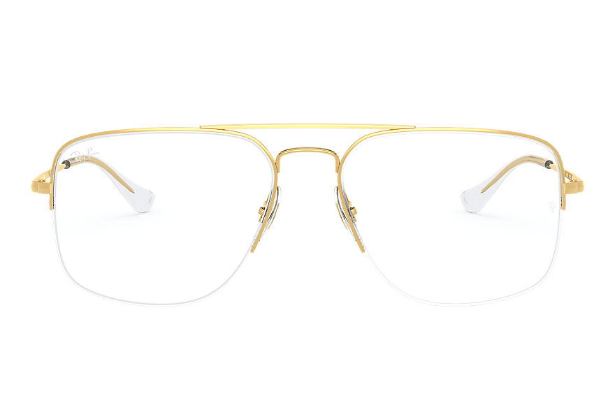 Ray-Ban  eyeglasses RX6441 MALE 004 general gaze gold 8056597062466