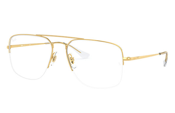Ray-Ban 0RX6441-GENERAL GAZE Gold OPTICAL
