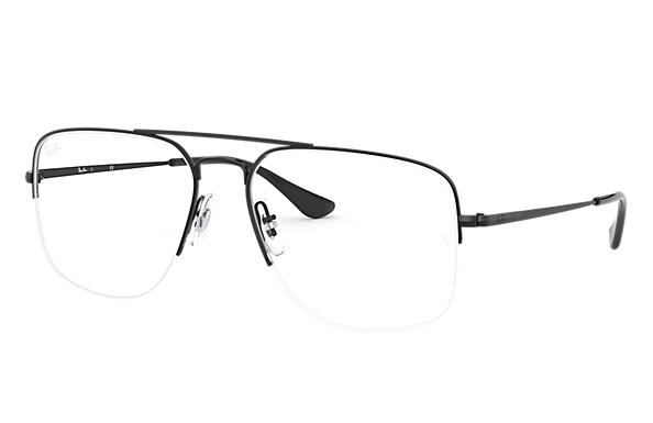 Ray-Ban 0RX6441-GENERAL GAZE Black OPTICAL