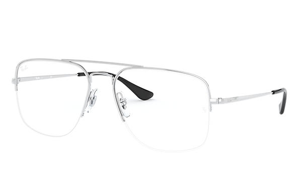 Ray-Ban 0RX6441-GENERAL GAZE Argento OPTICAL