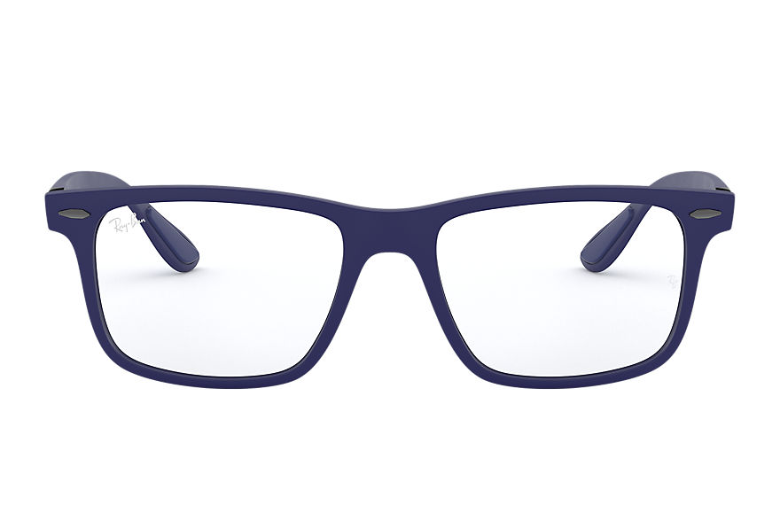 Ray-Ban  eyeglasses RX7165 UNISEX 002 rb7165 blue 8056597062787