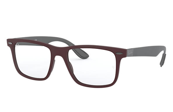Ray-Ban 0RX7165-RB7165 Violet; Grey OPTICAL