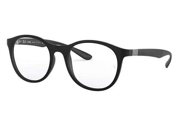 Ray-Ban 0RX7166-RB7166 Black OPTICAL