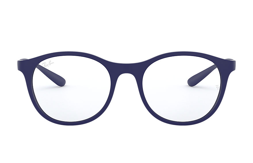 Ray-Ban  eyeglasses RX7166 UNISEX 002 rb7166 blue 8056597063470