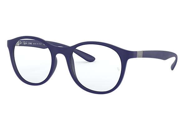 Ray-Ban 0RX7166-RB7166 Blue,Black; Blue OPTICAL