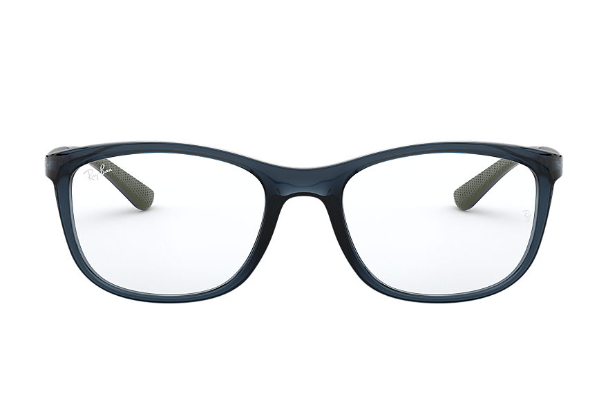 Ray-Ban  eyeglasses RX7169 UNISEX 003 rb7169 blue 8056597063586