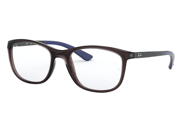 Ray-Ban 0RX7169-RB7169 Grey; Grey,Blue OPTICAL