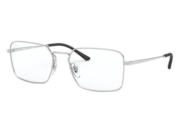 Ray-Ban 0RX6440-RB6440 Silver OPTICAL