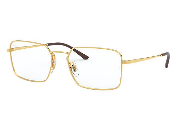 Ray-Ban 0RX6440-RB6440 Gold OPTICAL