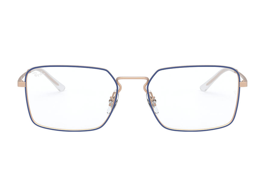 Ray-Ban  eyeglasses RX6440 UNISEX 007 rb6440 blue 8056597064071