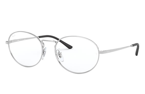 Ray-Ban 0RX6439-RB6439 Silber OPTICAL